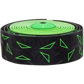 Supacaz Super Sticky Kush Starfade Handlebar Tape, neon green